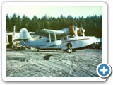 N69264, S/N 1195, is believed to be the first commercially operated Grumman Goose based in Kodiak. It was operated by Vince Daly starting in the 50's and operated into the early 60's. This is reported to be the same goose that crashed and sunk at Point Baker, Alaska on August 25th, 1974, and registered as N1045.